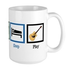 Eat Sleep Guitar Mug