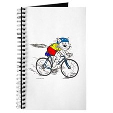 Bicycle Cat Journal