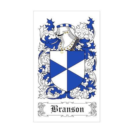 Branson Sticker (Rectangular)