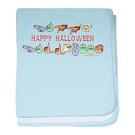 HalloweenCC Infant Blanket