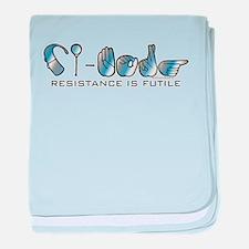 CI-Borg Resistance Infant Blanket