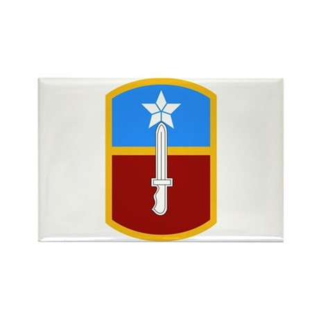 SSI- 205th Infantry Brigade Rectangle Magnet (100