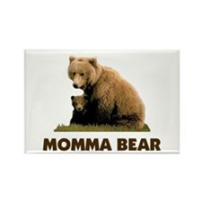 PROTECTING MY CUBS Rectangle Magnet
