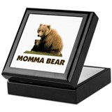 Momma bear Keepsake Boxes