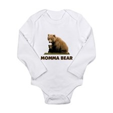 PROTECTING MY CUBS Long Sleeve Infant Bodysuit