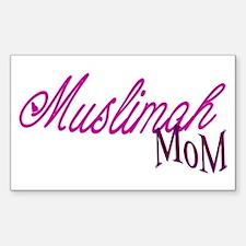 MuslimahMom Decal