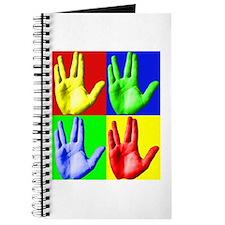 Vulcan Hand Journal