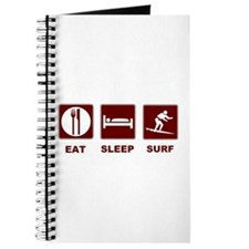 Eat Sleep Surf Journal