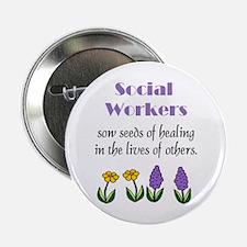Seeds of Healing Button (Purple)