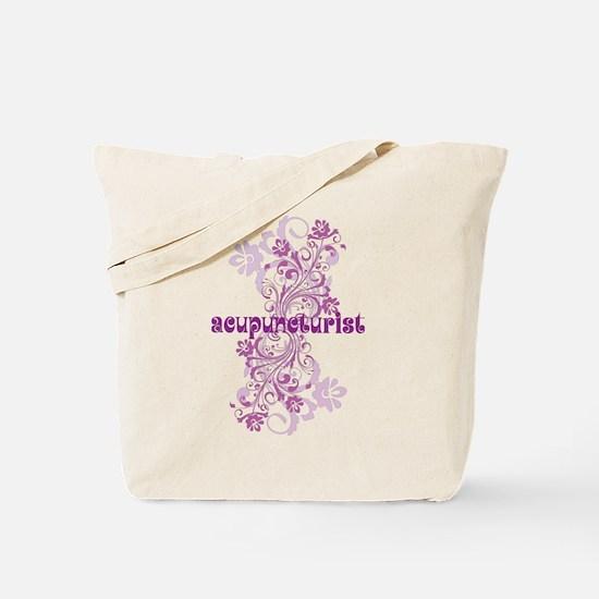 Acupuncturist Tote Bag