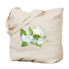 jasmine Flowers artwork Tote Bag