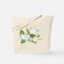 jasmine Flowers artwork Tote Bag