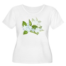 jasmine Flowers artwork T-Shirt