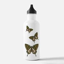 Aboriginal Swallowtail Sports Water Bottle