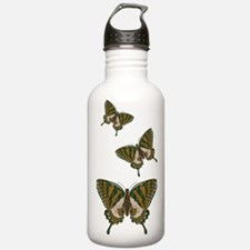 Aboriginal Swallowtail Water Bottle