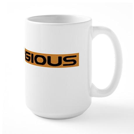 Religious Left Large Mug