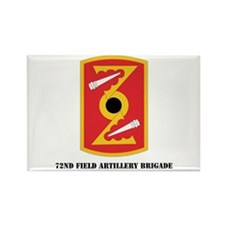 SSI-72nd Field Artillery Brigade with text Rectang