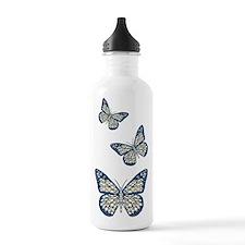 Jewish Monarch Water Bottle