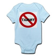 Anti-Tammy Infant Creeper