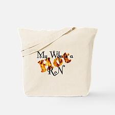 Cute Hot male Tote Bag
