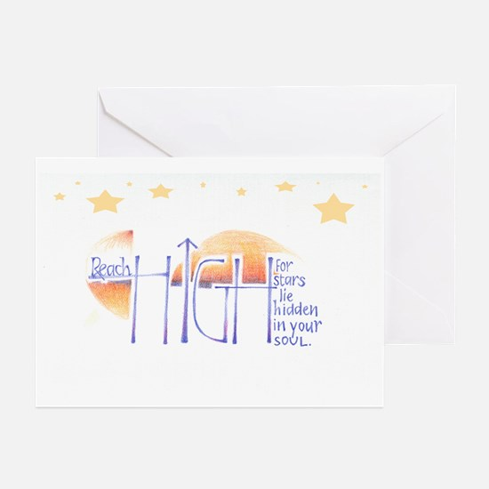 Reach High - Greeting Cards (Pk of 10)