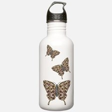 African Swallowtail Water Bottle