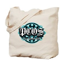PCOS Tribal Tote Bag