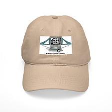 PUP Logo Ball Baseball Cap