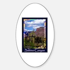 Sabino Canyon Decal
