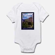Sabino Canyon Infant Bodysuit