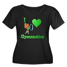I Love Gymnastics #2 T