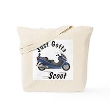 Just Gotta Scoot Burgman Tote Bag