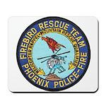 Firebird Rescue Team Mousepad