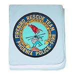 Firebird Rescue Team Infant Blanket