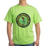 Firebird Rescue Team Green T-Shirt