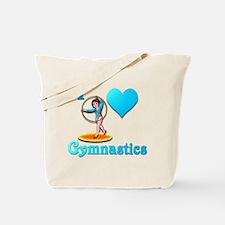 I Love Gymnastics #3 Tote Bag