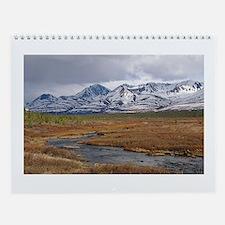 Alaskan Landscapes Wall Calendar