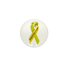 Shrine Support Our Troops Mini Button (100 pack)