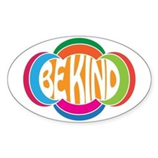 Be Kind Stickers