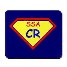 Mousepad: CR