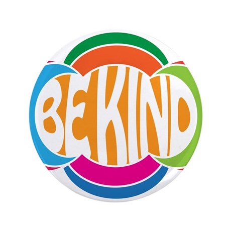 "Be Kind 3.5"" Button (100 pack)"