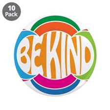 "Be Kind 3.5"" Button (10 pack)"