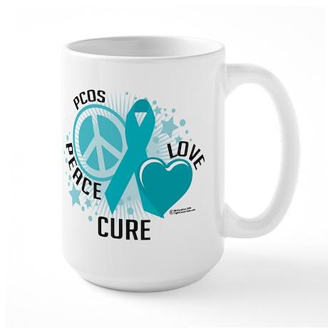 PCOS PLC Large Mug