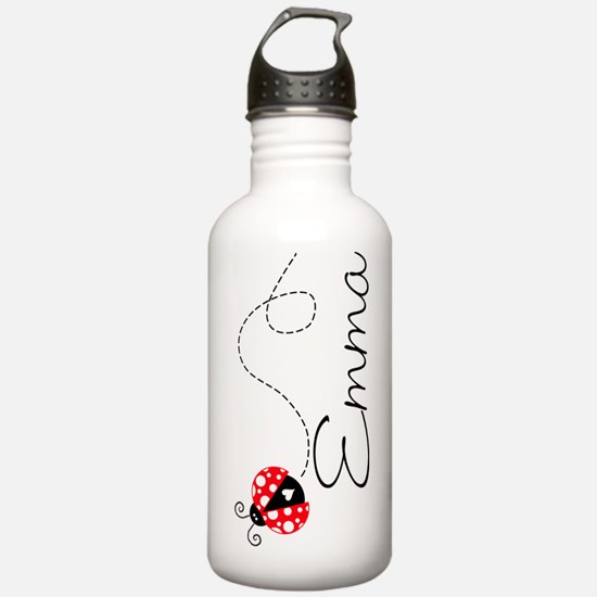 Ladybug Emma Sports Water Bottle