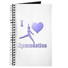 I Love Gymnastics #7 Journal