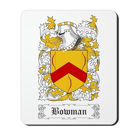 Bowman I [English] Mousepad