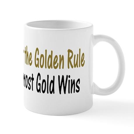 Rule of Gold Mug