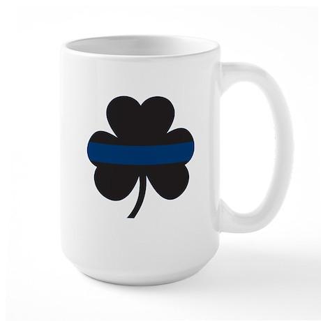 BLUELINE_pocket_notext Mugs