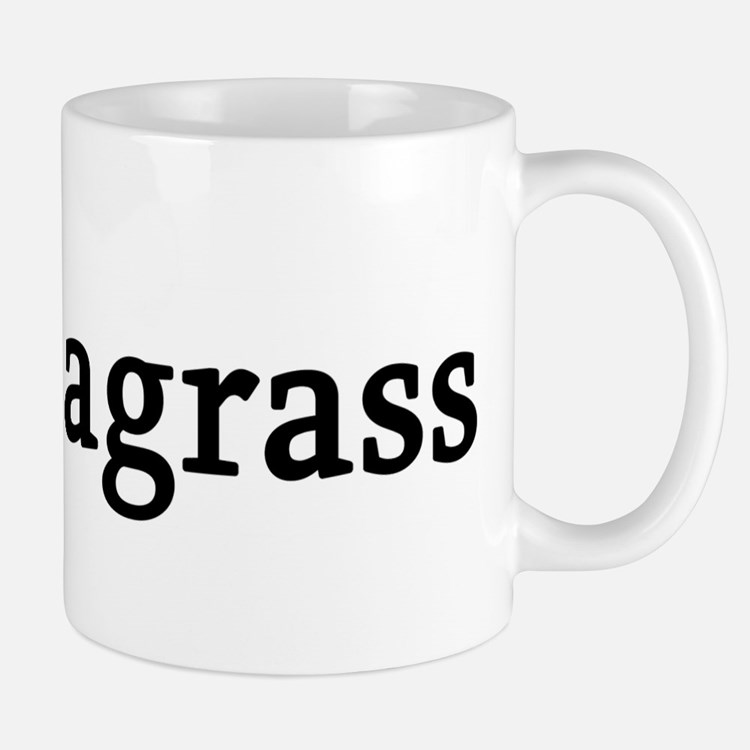 I Love Seagrass Mug