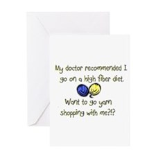 Cute Macrame Greeting Card